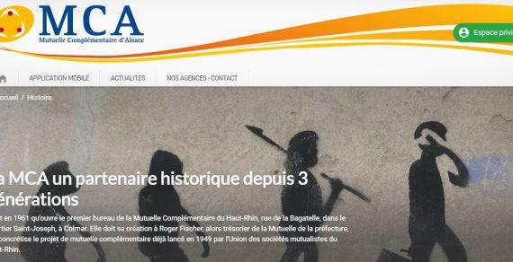 Que propose la Mutuelle Complémentaire d'Alsace (MCA) ?