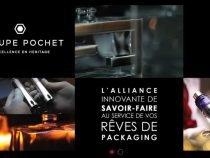Le Groupe Pochet pour les packagings de luxe