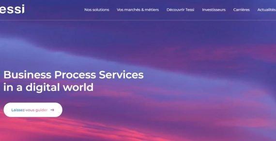 Tessi documents services : solution pour la performance de vos parcours clients